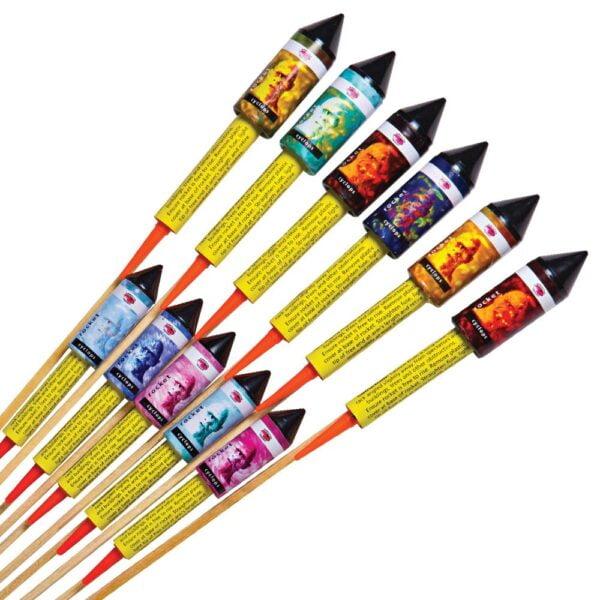 Cyclops Rocket Firework Pack