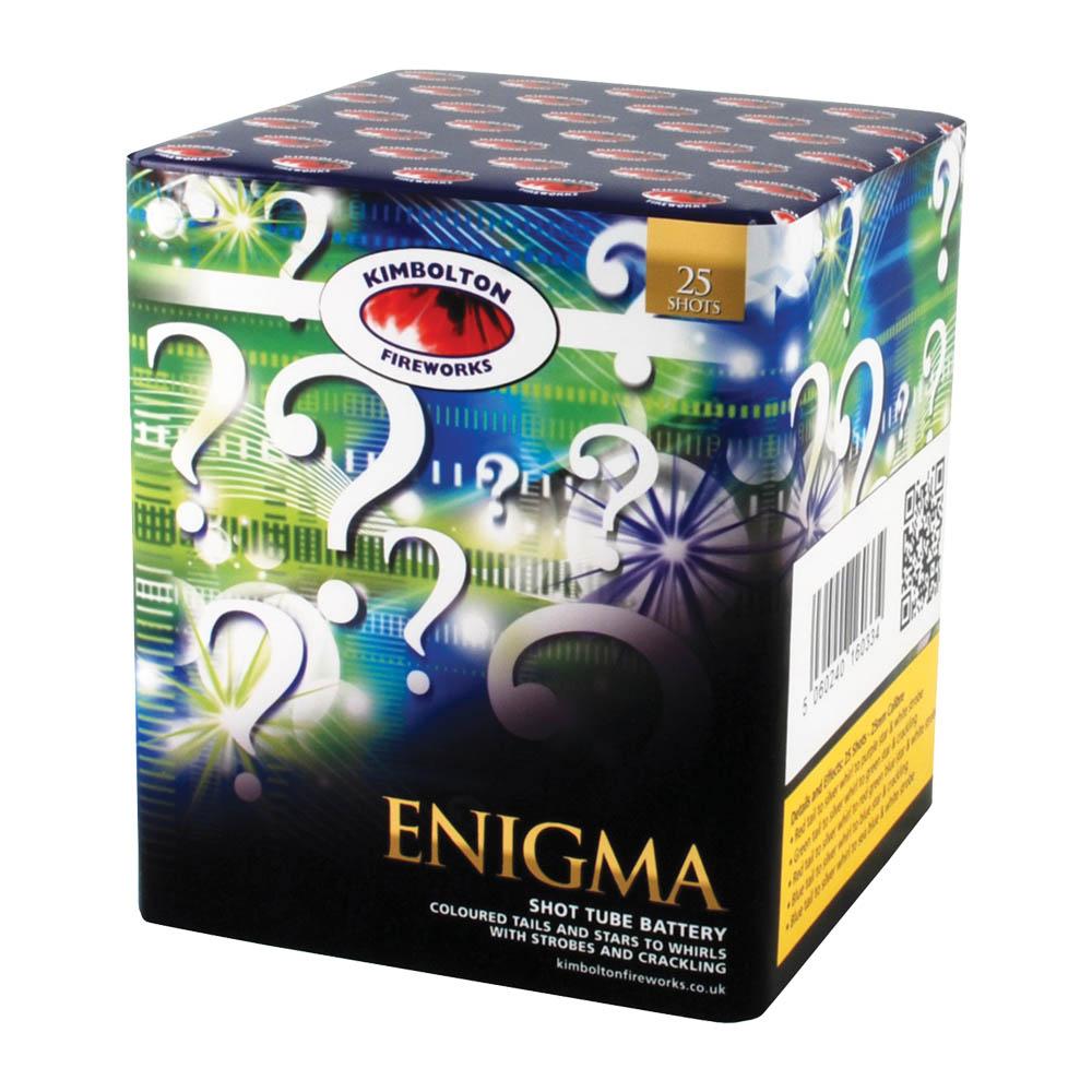 Enigma Cake Firework