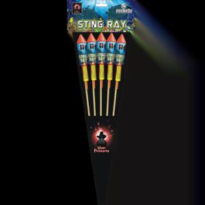 Stingray Rocket Fireworks