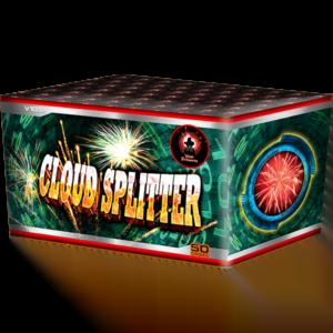 CloudSplitter Cake Firework