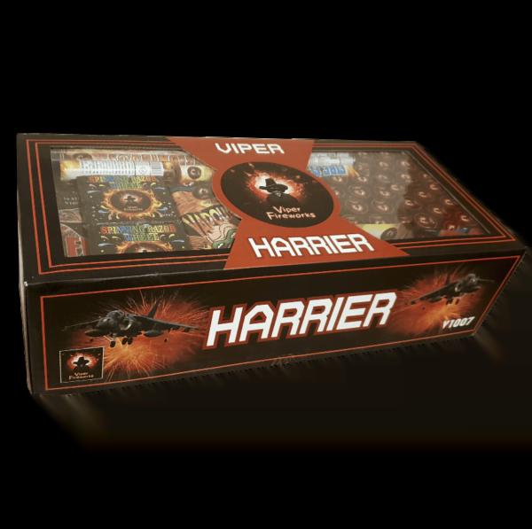 Harrier firework selection box