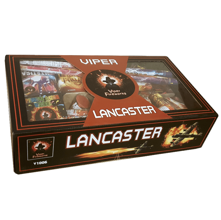 Lancaster Firework Selection Box