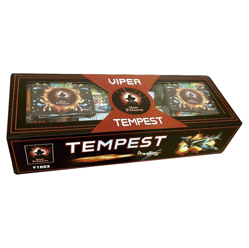 Tempest Firework Selection Box