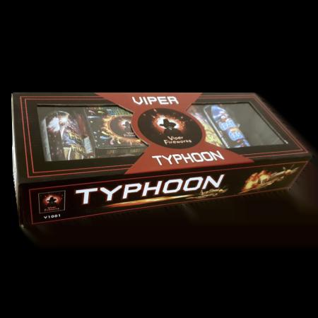 Typhoon Firework Selection Box