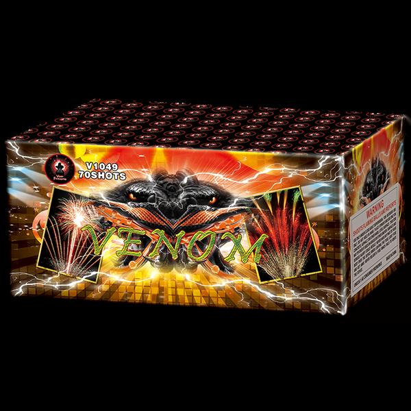 Vipers Venom Cake Firework