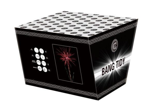 Bang Tidy Fan Cake Barrage Firework