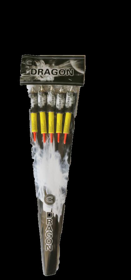 Dragon Rocket Firework Pack