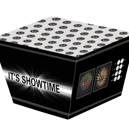 It's Showtime Cake Firework
