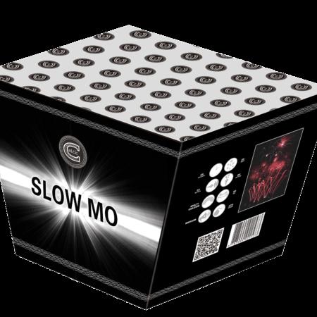 Slow Mo Cake Firework