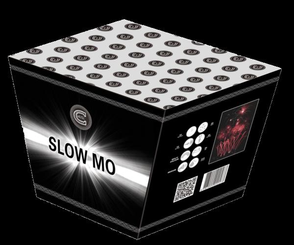 Slow Mo Cake Fan Barrage Firework
