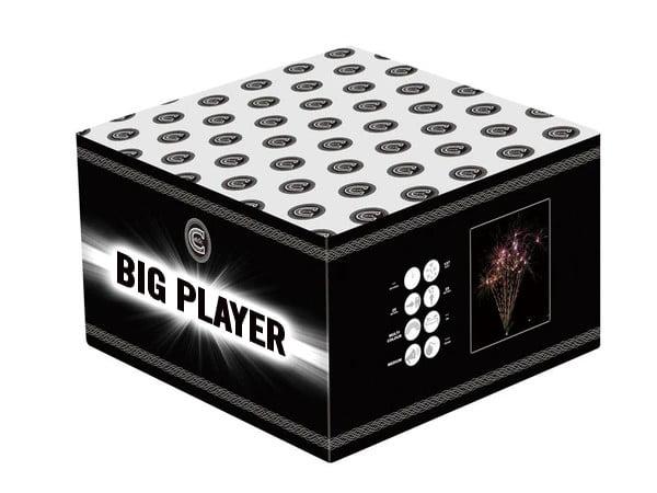 The Big Player Cake Firework