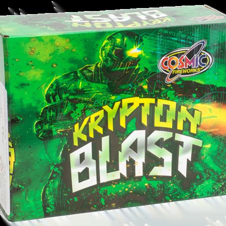Krypton Blast Cake Firework Pack