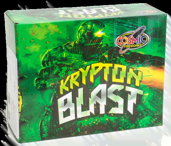 Krypton Blast Firework Pack