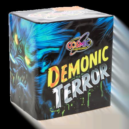Demonic Terror Cake Firework