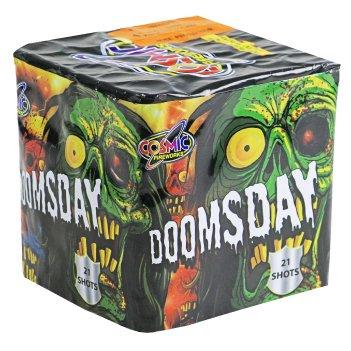 Doomsday Cake Firework