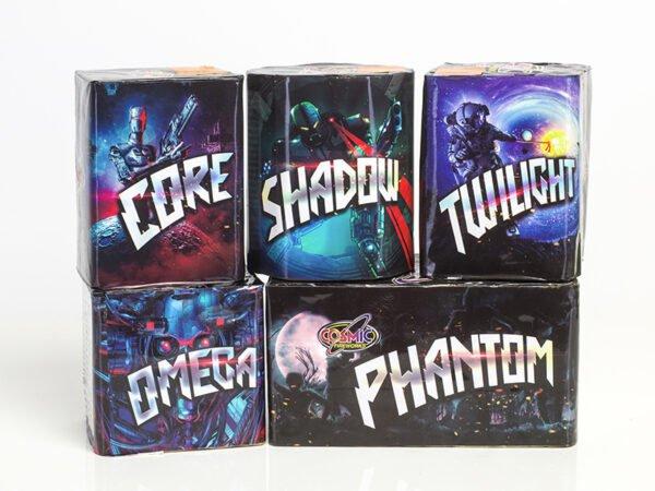 Krypton Blast pack