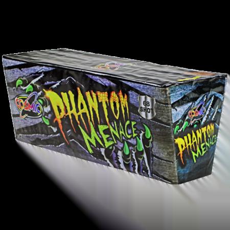 Phantom Menace Large Cake Firework