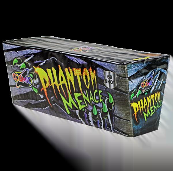 Phantom Menace Cake Firework