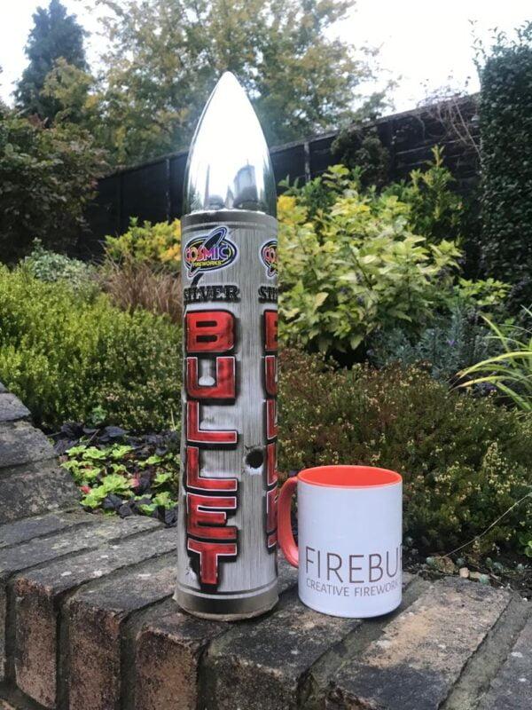 Silver Bullet Firework