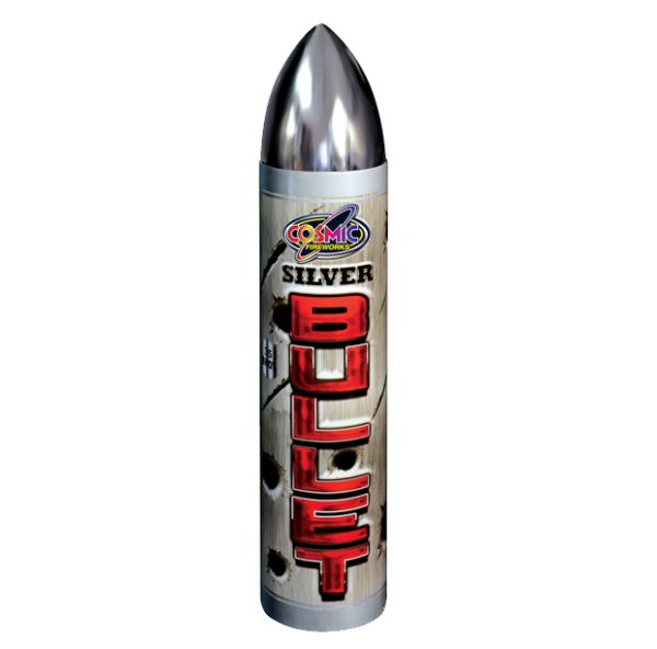 Silver Bullet Roman Candle