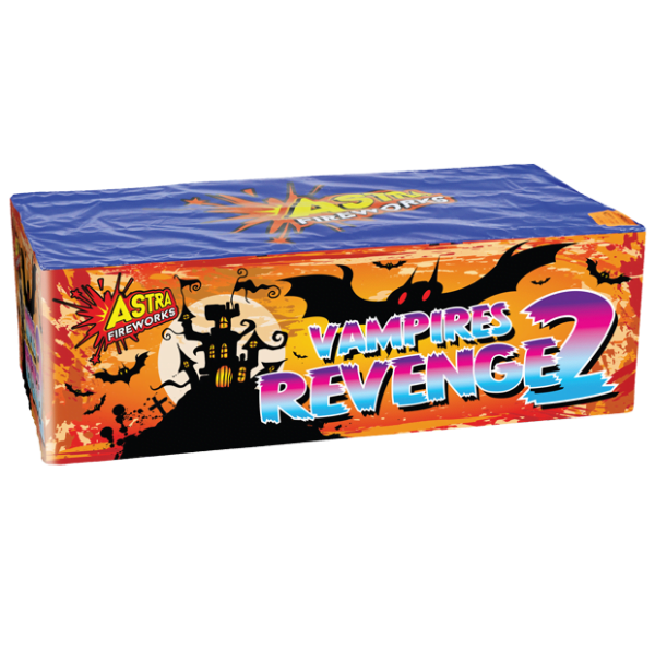 Vampires Revenge Cake Firework