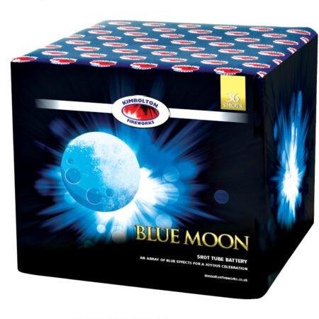 Blue Moon – It's A Boy! – Gender Reveal Firework