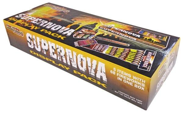 Supernova Firework Display Pack