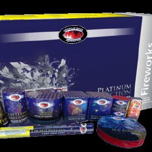 Kimbolton Platinum Firework Pack