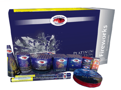 Platinum Firework Selection Box